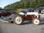 "Highlight for Album: 1949 Ford 8N Tractor and 58"" Ford 951 Bush Hog"