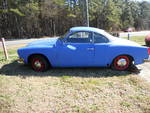 Highlight for Album: 1972 VW Karmann Ghia